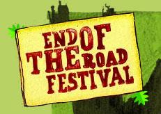 End of the Road Festival - Friday 14th until Sunday 16th September - Larmer Tree Gardens