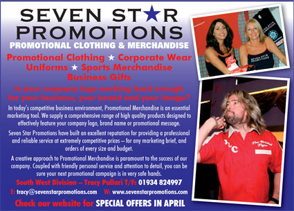 Seven Star promotions