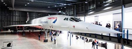 Aerospace Bristol Concorde
