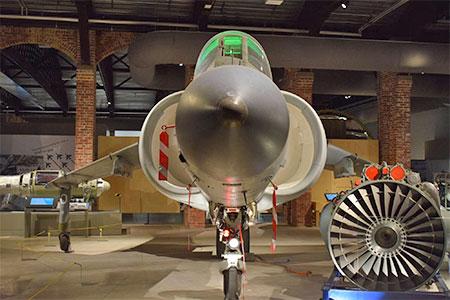Aerospace Bristol Harrier