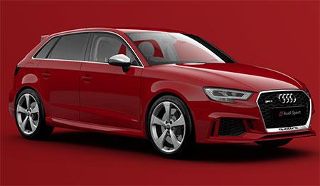 RS3 Audi Sportback quattro Sport Edition 400PS