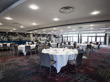 Ashton Gate Stadium: A Bristol conference centre with a difference