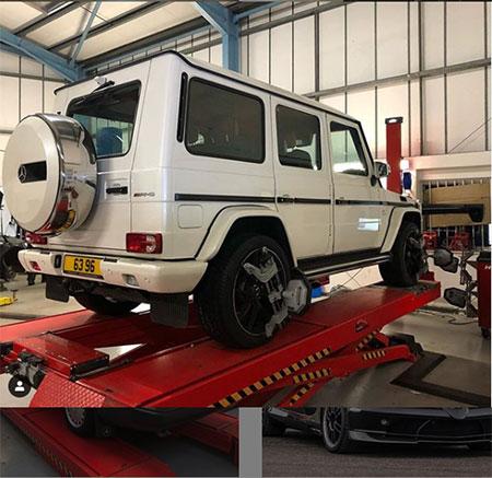 Avantgarde Automotive is an Independent Mercedes-Benz specialist