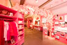 Benefit Cosmetics' luxury charity pop-up shop in Cardiff
