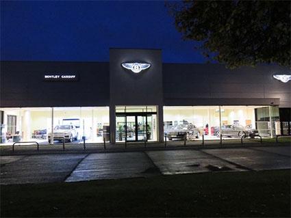 Bentley Cardiff