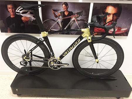 Blackboy Hill cycles sell the entire range of Specialized Bikes