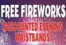 Fireworks at Brean Theme Park