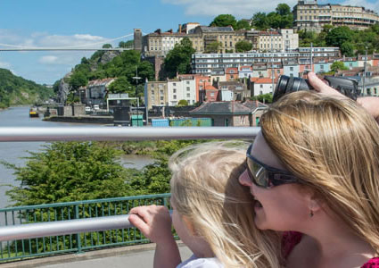 Take a tour of Bristol