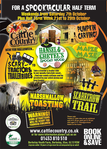 Halloween at Cattle Country