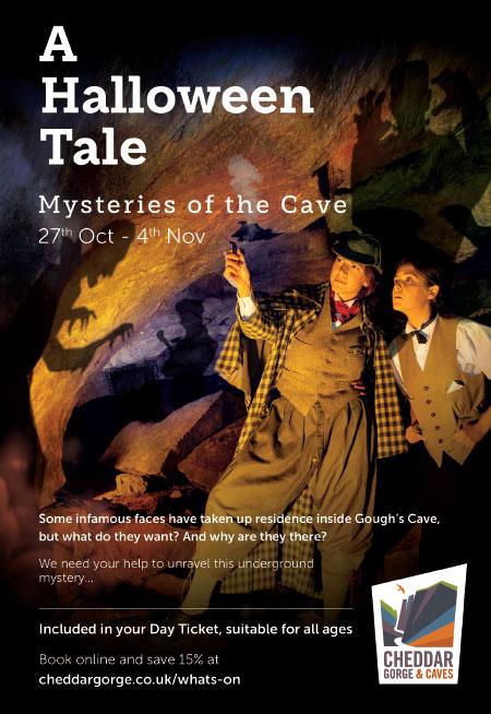 Cheddar Gorge & Caves