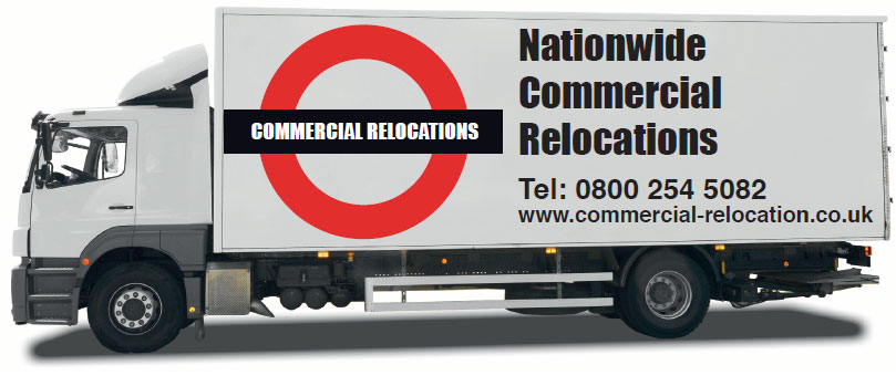 commercial relocations