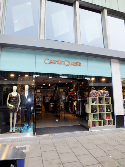 Designer Clothing, Bags, Shoes & Accessories - Garment