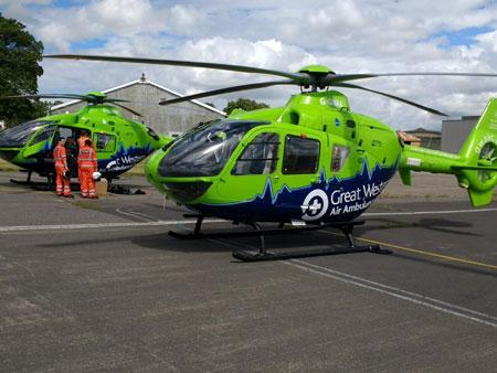 Great Western Air Ambulance Charity
