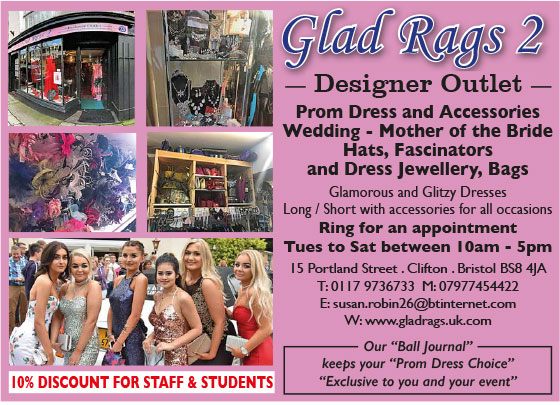 Gladrags Designer Outlook