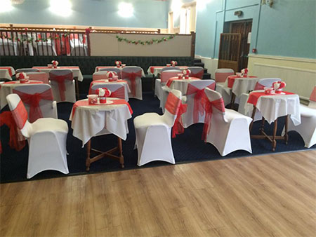 Hartcliffe Community Centre and Social Club weddings