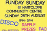 Funday Sunday at Hartcliffe Community Centre