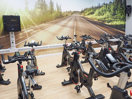 Cycle Workout Studio