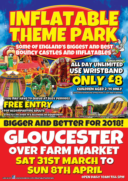 Whats On Bristol Inflatable Theme Park