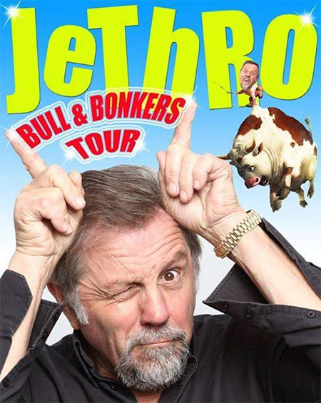Jethro, The Playhouse Theatre, Weston Review 18th January 2017