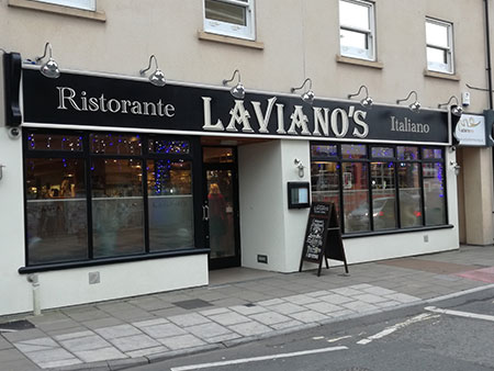 Lavianos Keynsham Review 4th April 2017