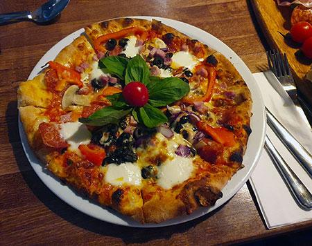 La Famiglia Restaurant Keynsham Review