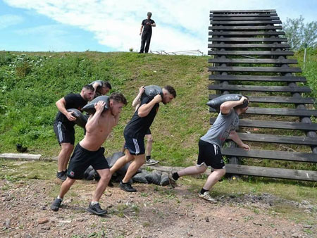 West Country Military Assault Course
