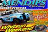 Brisca F2 Stock Cars at Mendip Raceways