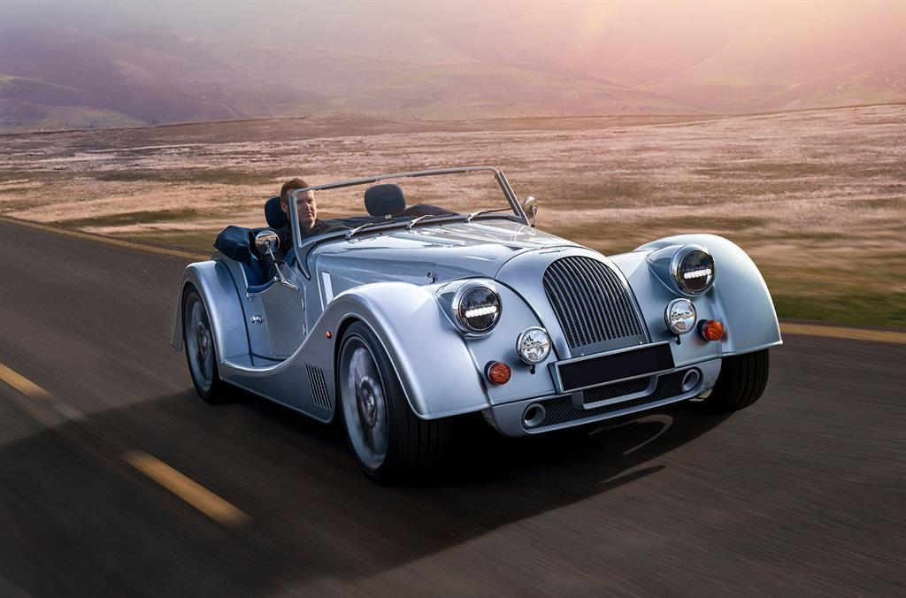 Morgan Plus 6 review