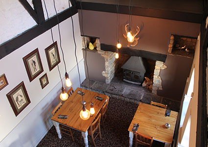 The Queen's Arms Chew Magna Review 19th March 2016