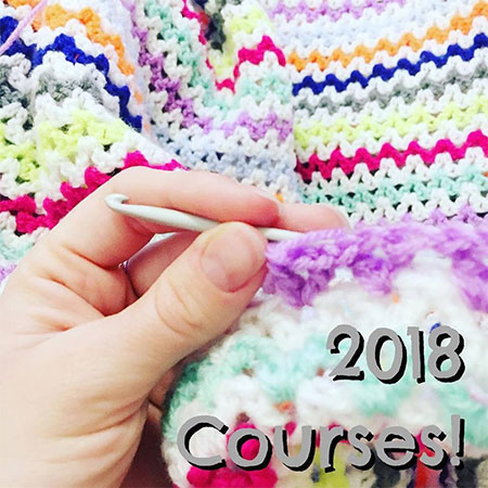 Crochet Classes With Rays Room