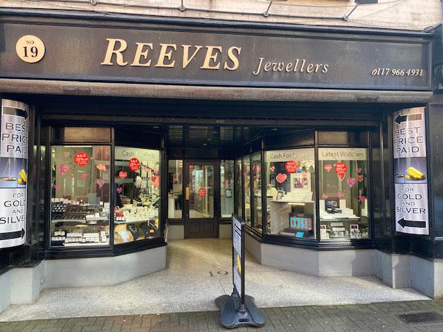 Reeves Jeweller