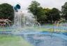 New Splashpad in Victoria Park