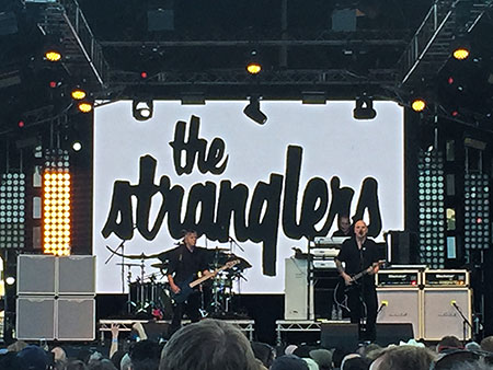 The Stranglers at Grillstock