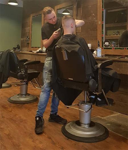 Tamlyns Barbershop