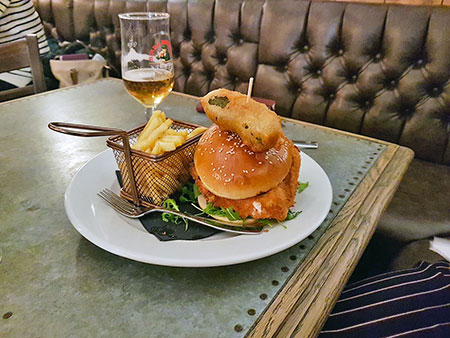 The George At Abbots Leigh Review 21st November 2018