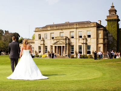 The manor at Tracy Park is one of the most beautiful wedding venues in the