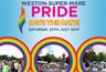 Weston Pride Festival 2017