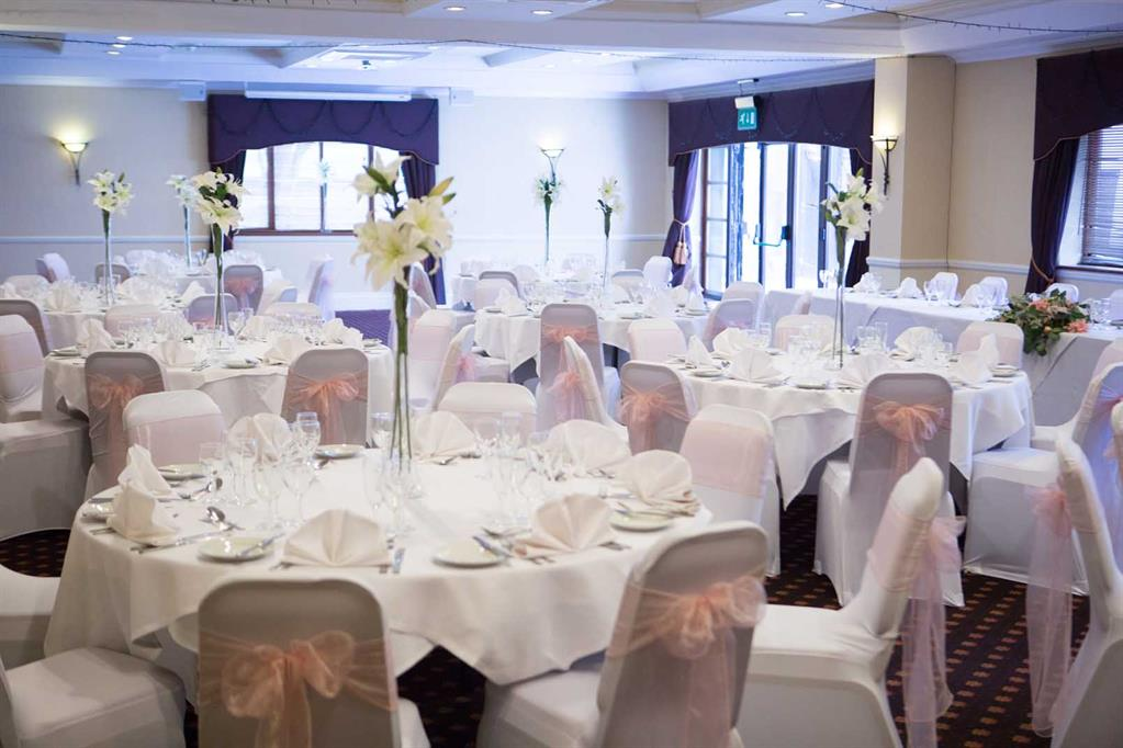 Weddings at Best Western Bristol North The Gables Hotel