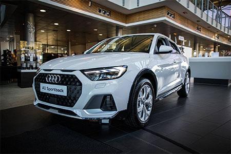 Cardiff Audi