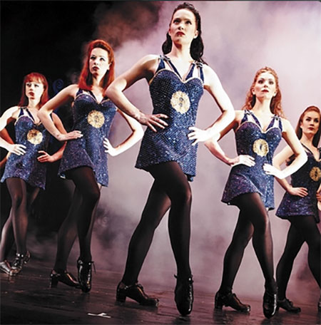 Spirit Of The Dance Playhouse Theatre Weston Super Mare Review