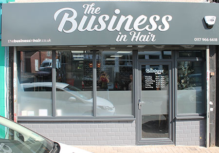 The Business in Hair