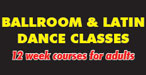 Ballroom & Latin Dance Classes