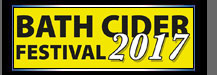 BATH CIDER FESTIVAL 2017