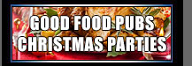 Good Food Pubs Christmas Parties