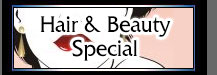 Hair & Beauty Special March 14
