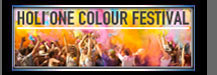 HOLI ONE Colour Festival in Bristol and Bath on Saturday 23rd August