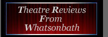 Theatre Reviews