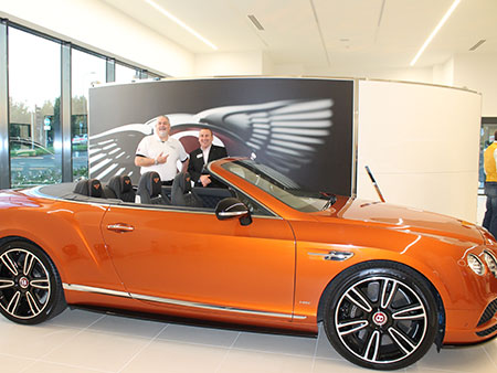 Whats on bath bentley bristol for Bristol motor mile dealerships