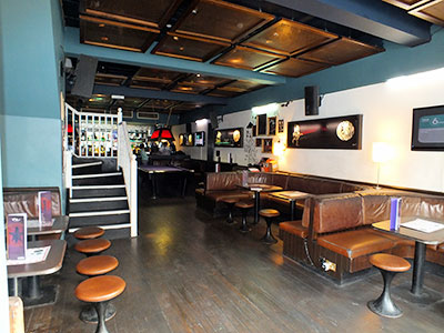 Whats on Bristol - The Elbow Room