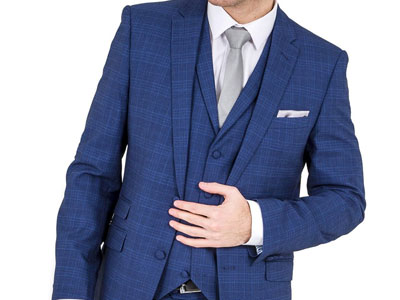 Men's suits With a wide variety of designers, fabrics and cuts, our collection of men's suits is tailor made for every occasion. Choose from slim suits for a modern look, regular fit suits for the ultimate classic or tailored fit suits for a sharp, suave style.